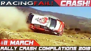 Download Racing and Rally Crash Compilation Week 11 March 2018 | RACINGFAIL Video