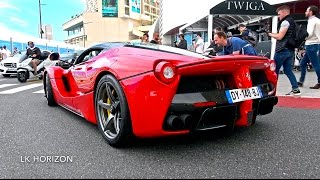 Download Welcome to Monaco! - [Monaco Supercar Insanity #1] Video