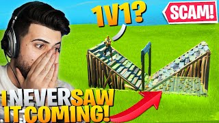 Download The Last Player Tried To SCAM Me and THIS Happened... (Fortnite Battle Royale) Video