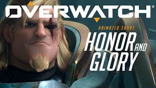 "Download Overwatch Animated Short | ""Honor and Glory"" Video"