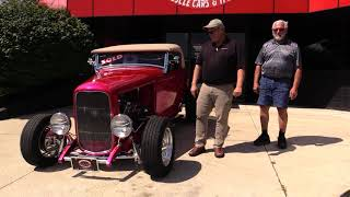 Download 1932 Ford Roadster Testimonial Video