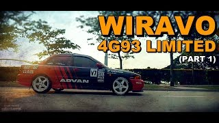 Download WIRAVO 4G93 LIMITED - ADVAN V7 LIVERY (PART 1) Video