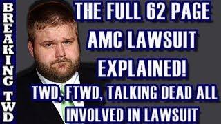 Download TWD Canceled? AMC Lawsuit EXPLAINED   Robert Kirkman SUES over Walking Dead, FearTWD, & Talking Dead Video