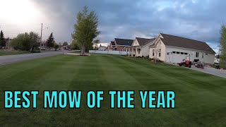 Download BEST MOW of my life. Reelmaster 3100D Memorial Day 2019 Video