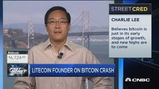 Download Litecoin founder Charlie Lee reveals what he sees for bitcoin Video
