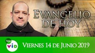 Download El evangelio de hoy Viernes 14 de Junio de 2019, Lectio Divina 📖 - Tele VID Video