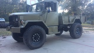 Download M35A2 Bobbed Deuce and a Half GoPro Time Lapse Video