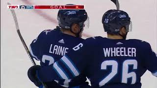 Download Patrik Laine two powerplay goals vs Minnesota Wild Video
