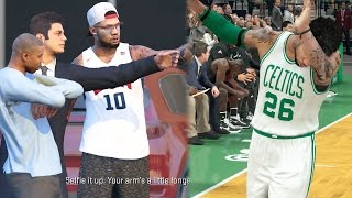Download NBA 2k17 MyCAREER - Scoring Over 90 Points in Last Game of the Season! Free Diamond Card! Ep. 91 Video