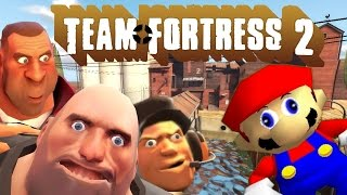 Download If Mario was in...Team Fortress 2 Video