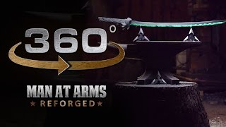 Download Genji's Sword Assembly & Demo in 360° (4/4) – Overwatch – MAN AT ARMS: REFORGED Video
