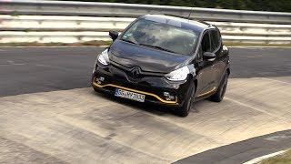 Download 2018 Renault Clio R.S.18 - Exhaust Sounds on the Nurburgring! Video