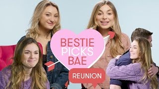 Download Bestie Picks Bae Reunion: Ashley and Emma | Bestie Picks Bae Video