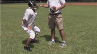 Download Football Tips & Equipment : How to Help a Kid Become a Better Football Player Video