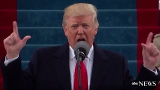 Download Trump Inauguration Speech (FULL) | ABC News Video