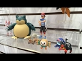 Download New Pokemon Sun & Moon Action Figures: Toy Fair NY 2017 TOMY Booth Tour Video
