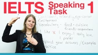 Download IELTS Speaking Task 1 - How to get a high score Video
