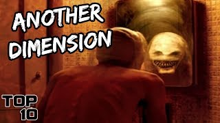 Download Top 10 Scary Reflections Caught In Mirrors Video