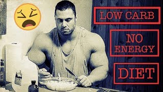 Download LOW CARB DAY - Bodybuilding Lifestyle Motivation Video