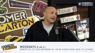 Download Boomer & Carton: Tim Tebow could play in Mets spring training games Video