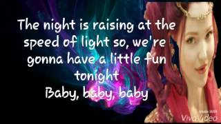 Download Genie In A Bottle (Dove Cameron) Lyrics Video