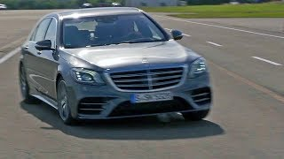Download Mercedes S-Class (2018) Awesome Technologies [YOUCAR] Video