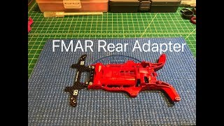 Tamiya Mini 4WD VS chassis speedtech project with body damper system