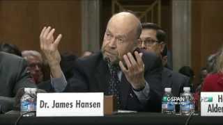 Download Climate Scientist Schools Climate Change Denying Senator Video