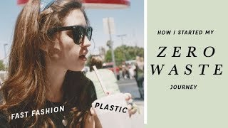 Download How I Started My Zero Waste Journey & How You Can Too (My #1 Tip) | Alli Cherry Video