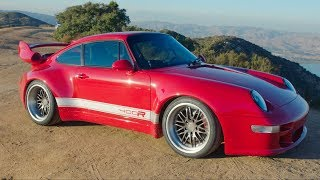 Download Driving the $600,000 Gunther Werks 400R Video