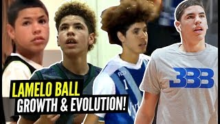 Download LaMelo Ball's Incredible Evolution Through The Years! From 5'5″ to 6'7″ In 4 Years! Video