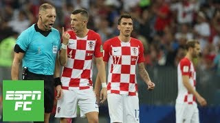 Download Ivan Perisic penalty decision: Did referee get World Cup final call 'shockingly' wrong? | ESPN FC Video