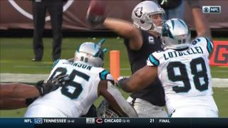Download Michael Crabtree's Amazing Catch Sets Up Raiders Game-Winning FG | Panthers vs. Raiders | NFL Video