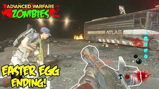 Download EXO ZOMBIES DESCENT EASTER EGG ENDING CUTSCENE - FINAL STEP & ACHIEVEMENT (Advanced Warfare DLC 4) Video
