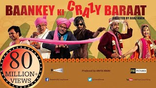 Download Baankey ki Crazy Baraat | Full HINDI MOVIE HD | Raajpal Yadav, Vijay Raaz | New Bollywood Movies Video