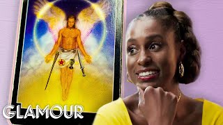 Download Issa Rae Gets Her Future Told by an Astrologer, a Tarot Reader and a Psychic | Glamour Video