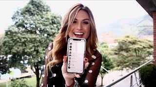 Download Sara Uribe se dejó esculcar el celular y mostró el último piropo que hizo en redes Video