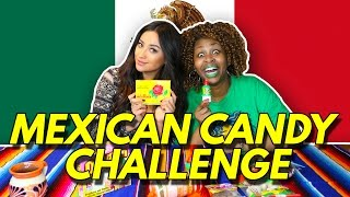 Download Mexican Candy Challenge w/ GloZell! | Shay Mitchell Video