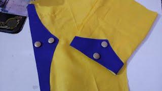 Download DIY designer sleeves (सुंदर बाजु बनाना सिखे) Video