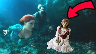 Download Top 10 Things You Missed in Aquaman (2018) Video