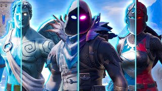 Download THE FROZEN LEGENDS COME TO LIFE - Fortnite Short Film Video