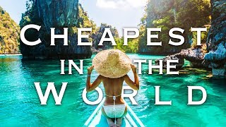 Download 31 INSANELY AFFORDABLE Budget Travel Destinations to VISIT NOW Video