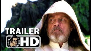Download STAR WARS: THE LAST JEDI Featurette Trailer - The Worlds of Last Jedi (2017) Mark Hamill Movie HD Video