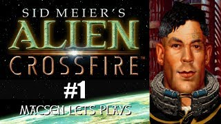 Download Alpha Centauri: Alien Crossfire Let's Play - Free Drones - Thinker - #1 ″Early Chiron Settlement″ Video