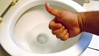 Download How To REMOVE Hard Water Stains From Your Toilet Bowl Video
