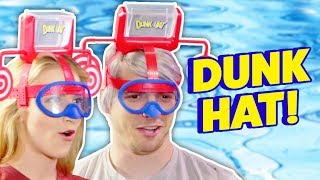 Download WE PLAY DUNK HAT! Video