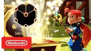 Download Mages of Mystralia - Announcement Trailer - Nintendo Switch Video