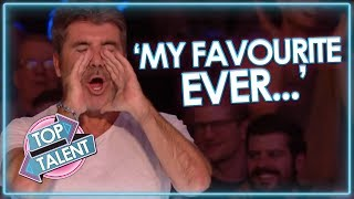 Download Simon Cowell's FAVOURITE EVER UK Auditions! Got Talent and X Factor | Top Talent Video