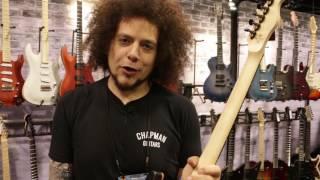 Download 29 New Chapman Guitars Models! - NAMM 2017   GEAR GODS Video