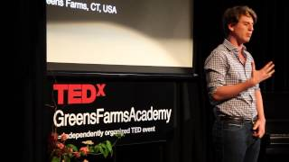 Download How a stutterer found a voice: Rashad Nimr at TEDxGreensFarmsAcademy Video